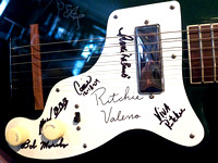 Richie Valens Guitar