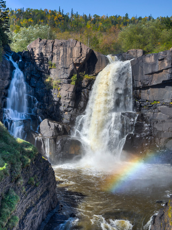 The High Falls, Grand Portage Minnesoat