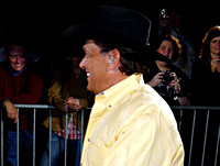 George Strait as he passed by